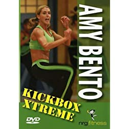 Amy Bento: Kickbox Xtreme Workout