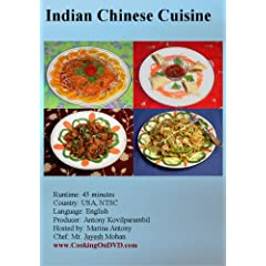Indian Chinese cuisine
