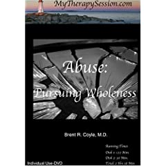 Abuse:  Pursuing Wholeness-Individual Use DVD Copy*