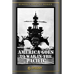 America Goes to War in the Pacific
