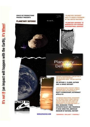 A Space Viz Production - Planetary Defense