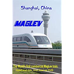 Shanghai's MagLev