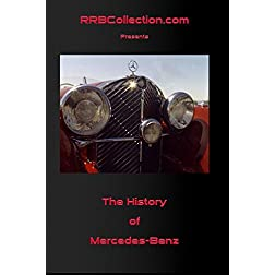 The History of Mercedes-Benz
