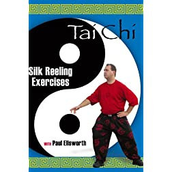 Tai Chi Silk Reeling Exercises with Paul Ellsworth (2 disc 3hr DVD set)
