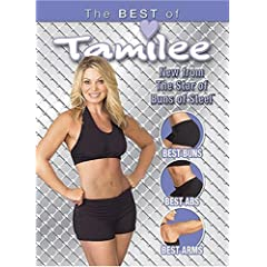 The BEST of TAMILEE Buns, Abs & Arms Workout