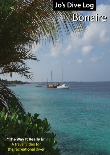 Jo's Dive Log - Bonaire