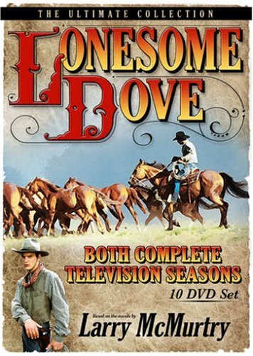 Lonesome Dove: The Ultimate Collection (10-DVD Set)