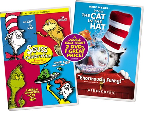 Dr. Seuss' the Cat in Hat/Seuss Celebration
