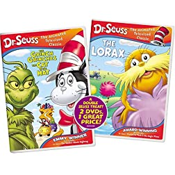 The Grinch Grinches the Cat in the Hat/The Lorax