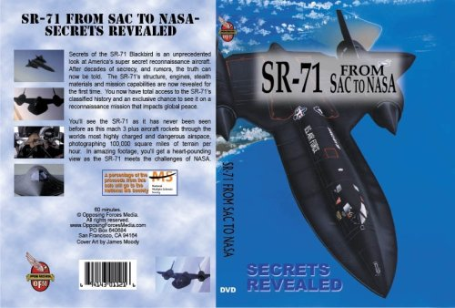 SR-71 From SAC to NASA- Secrets Revealed