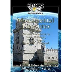 Cosmos Global Documentaries  MONUMENTAL TREASURES OF THE WORLD Episode 1