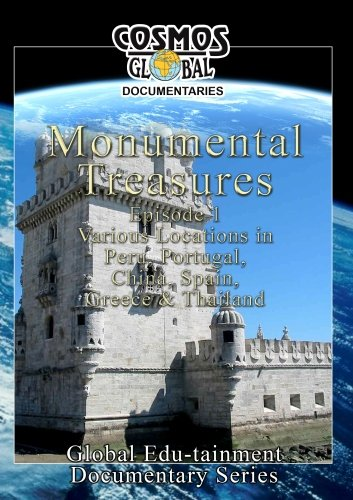 Cosmos Global Documentaries  MONUMENTAL TREASURES OF THE WORLD Episode 1