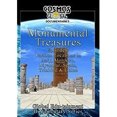 Cosmos Global Documentaries  MONUMENTAL TREASURES OF THE WORLD Episode 2