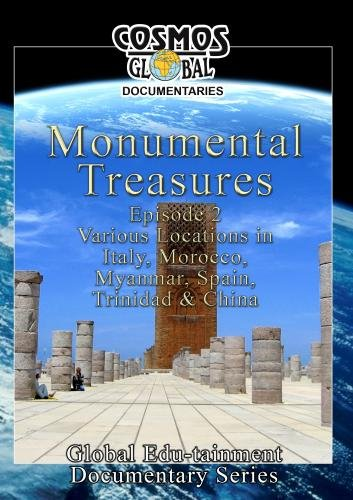 Cosmos Global Documentaries  MONUMENTAL TREASURES OF THE WORLD Episode 2
