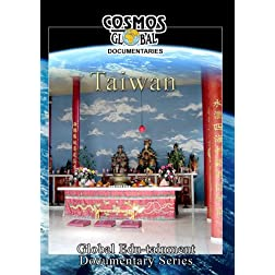 Cosmos Global Documentaries  TAIWAN Gods, Spirits And Pagodas