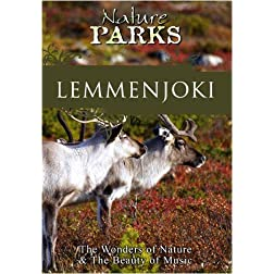 Nature Parks  LEMMENJOKI Lapland / Finland