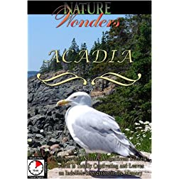 Nature Wonders  ACADIA U.S.A.