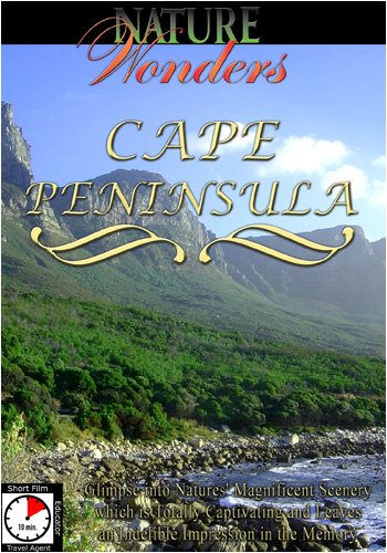 Nature Wonders  CAPE PENINSULA - Cape Of Good Hope South Africa