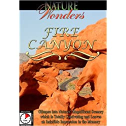 Nature Wonders  FIRE CANYON U.S.A.