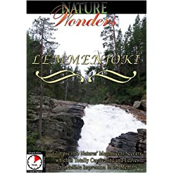 Nature Wonders  LEMMENJOKI Finland