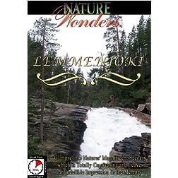 Nature Wonders  LEMMENJOKI Finland