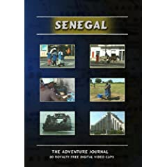 Senegal Royalty Free Stock Footage