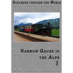 Steaming Through Austria  Narrow Gauge in the Alps Part I