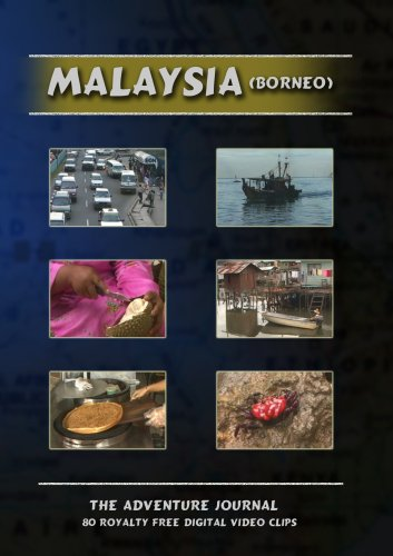 Malaysia Royalty Free Stock Footage