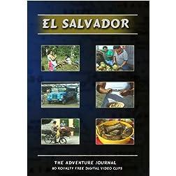 El Salvador Royalty Free Stock Footage