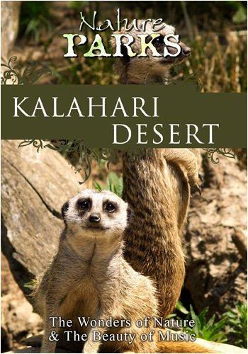 Nature Parks  KALAHARI DESERT Botswana