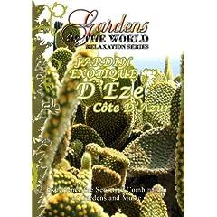 Gardens of the World  JARDIN EXOTIQUE D'EZE Cote d' Azur