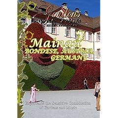 Gardens of the World  MAINAU Bodensee, Austria, Germany