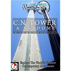 Modern Times Wonders  C.N. TOWER Toronto/Canada