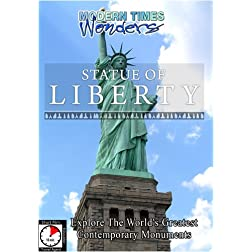Modern Times Wonders  STATUE OF LIBERTY New York