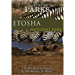 Nature Parks  ETOSHA Namibia