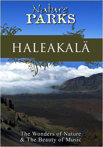 Nature Parks  HALEAKALAe -The World's Largest Crater Hawaii Hawaii