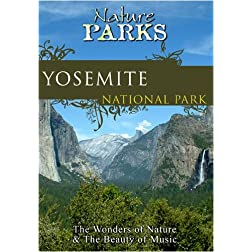 Nature Parks  YOSEMITE PARK California