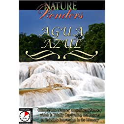Nature Wonders  AGUA AZUL Mexico