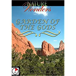 Nature Wonders  GARDEN OF THE GODS USA