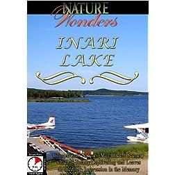 Nature Wonders  INARI LAKE Finland