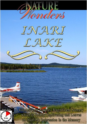 Nature Wonders  INARI LAKE Finland