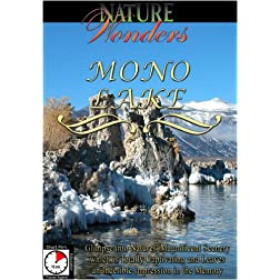 Nature Wonders  MONO LAKE U.S.A.