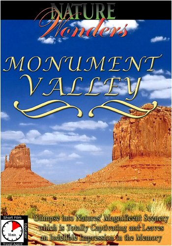 Nature Wonders  MONUMENT VALLEY U.S.A.