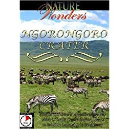 Nature Wonders  NGORONGORO CRATER Tanzania