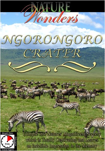 Nature Wonders  NGORONGORO CRATER Tanzania