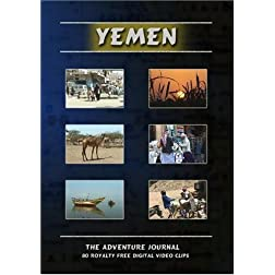 Yemen Royalty Free Stock Footage