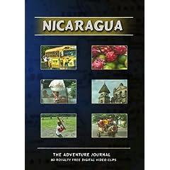 Nicaragua Royalty Free Stock Footage