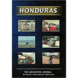 Honduras Royalty Free Stock Footage