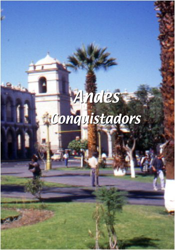 Andes  Andes: Conquistadors