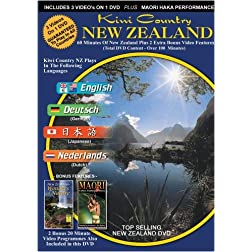 (Import) New Zealand Kiwi Country